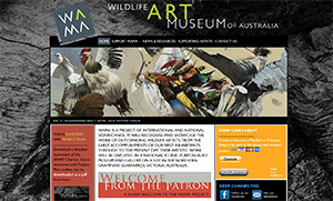 WAMA- Wildlife Art Museum of Australia