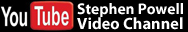 Stephen Powell Wildlife Artist Photographer YouTube Channel