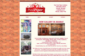 Pied Piper Gallery