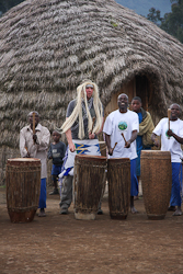 Photo by Stephen Powell Wildlife Artist Photographer Drums of Rwanda