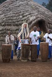 Photo by Stephen Powell Wildlife Artist Photographer Drums of Rwanda