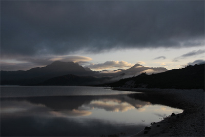 Lake Pedder Morning